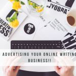 How to Advertise Your Online Writing Business