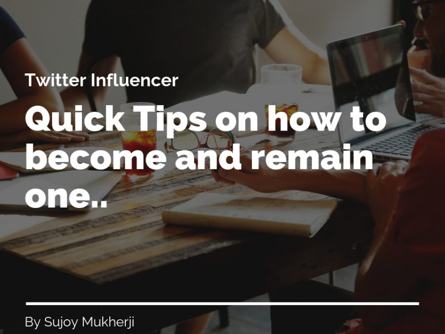 post60 880x660 - Twitter Influencer: Quick Tips on How to Become and Remain One