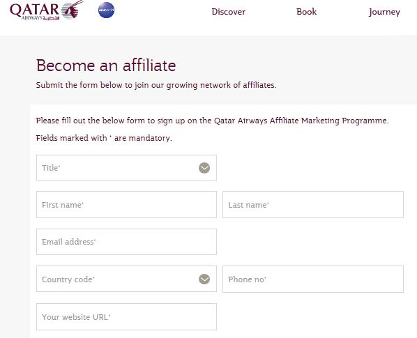 qatar1 - Top 5 Travel Affiliate Programs For Travel Bloggers in 2019