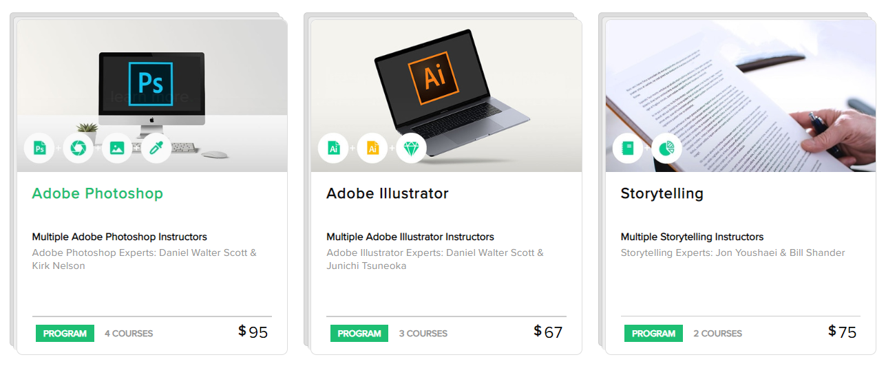 f3 - Learn from Fiverr: Certified Courses for Freelancers