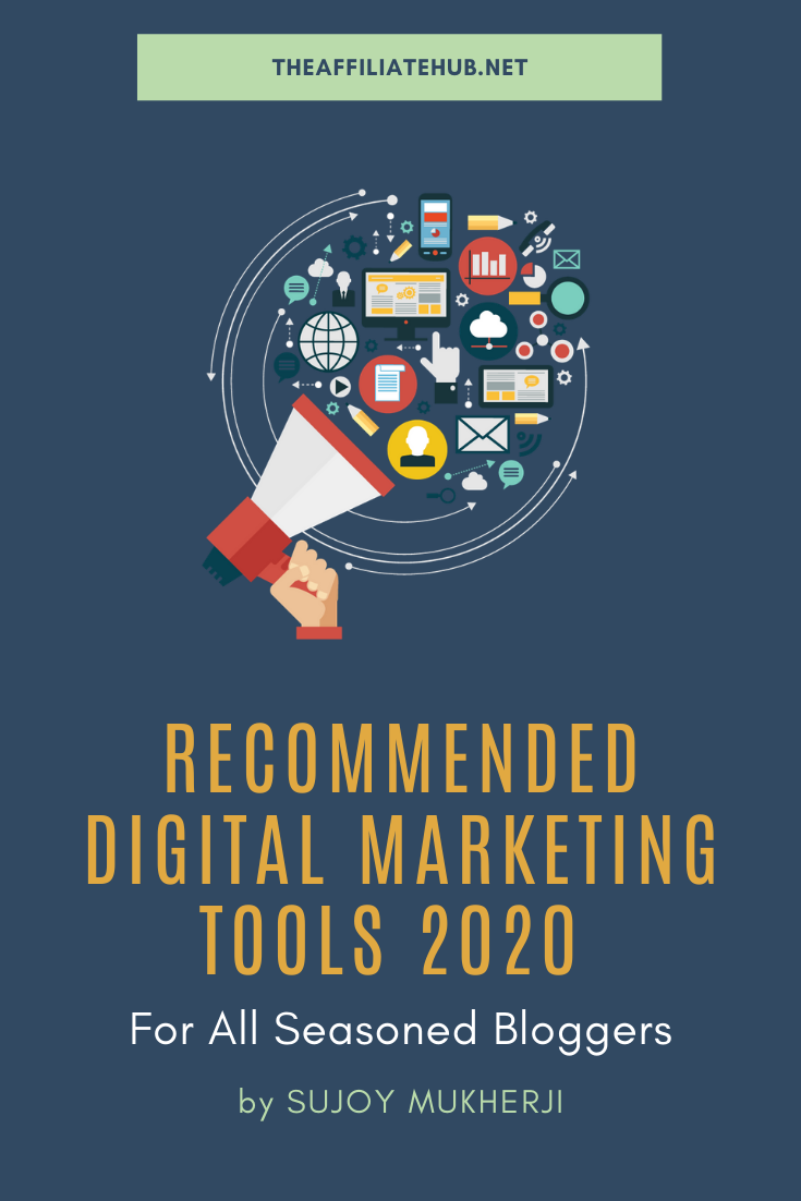 The Affiliate Hub List of Recommended Digital Marketing Tools (Updated)