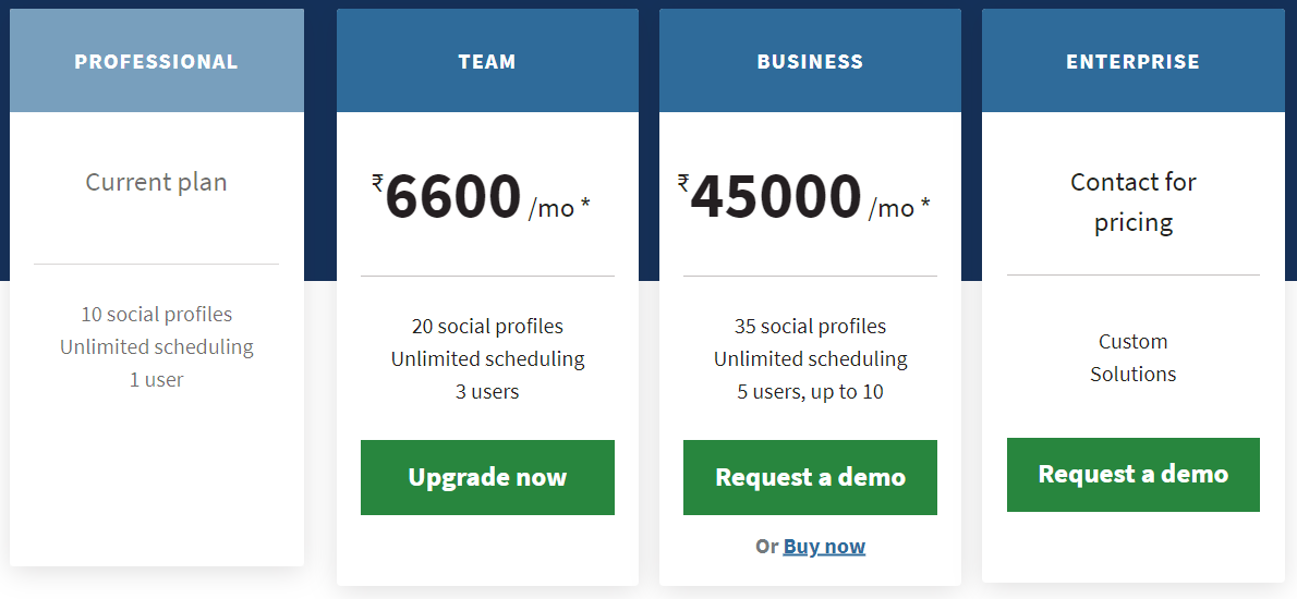 hootsuite1 - 5 Digital Marketing Tools for Small Business Growth in 2020