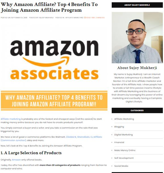 amazon associates product review content - How to Boost Search Engine Optimization with Affiliate Marketing Blog: 7 Strategies