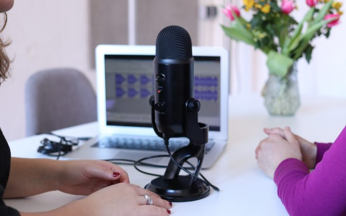 How to Promote Your Business Through Podcasts